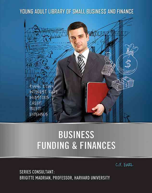 Business Funding & Finances By Earl, C.f.